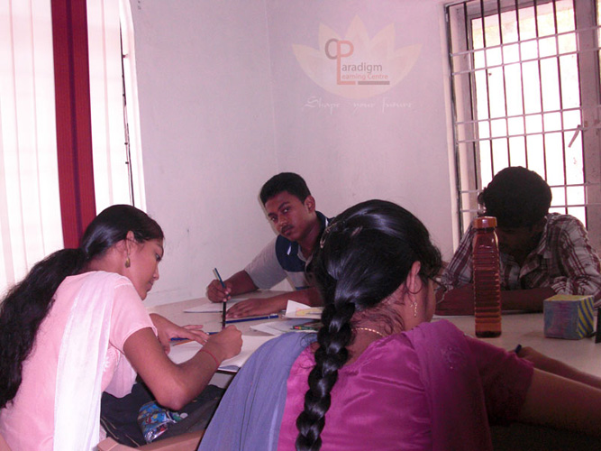 B. Arch Entrance Exam Coaching Centres in Chennai and Trichy, PLC