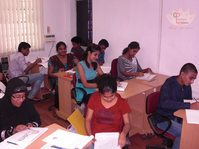 NATA Entrance Exam Coaching Centres in Chennai and Trichy, PLC